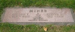 Evelyn Blanche <I>Pratt</I> Miner