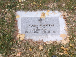 Thomas Albertson