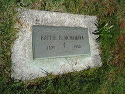 Hattie H <I>Sears</I> McNamara