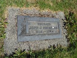 John J McNamara