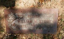 William M Stout