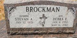 Debra E Brockman