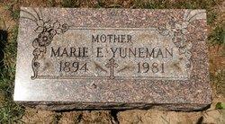 Marie E Yuneman