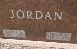 Laura K Jordan