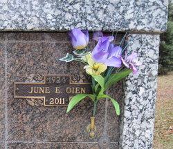 June E <I>Hommen</I> Oien