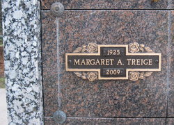 Margaret A <I>MacNeil</I> Treige