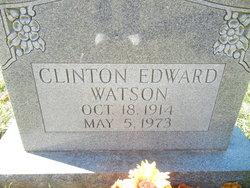 Clinton Edward Watson