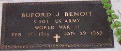 Buford J Benoit