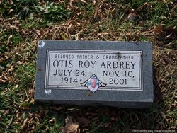Roy Otis Ardrey
