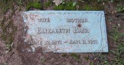 Elizabeth C Bair