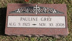 Pauline <I>Grey</I> Adams