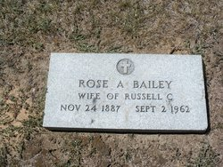 Rose A. Bailey