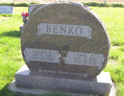 Vivien K. Benko