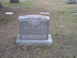 Myrtle Bernice <I>Reamer</I> Andler