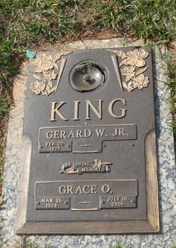 Grace Byrd <I>Overton</I> King