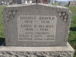 Bertha Arnold