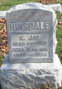 E Jay Hinsdale