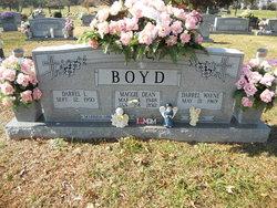 Maggie Dean <I>Brawner</I> Boyd