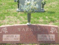 """Pearl Mae """"Pearley"""" <I>Potter</I> Warner"""