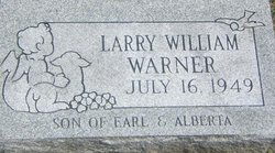 Larry William Warner