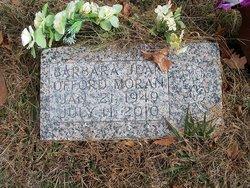Barbara Jean <I>Offord</I> Moran