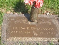 Hulda E. <I>Campbell</I> Greathouse