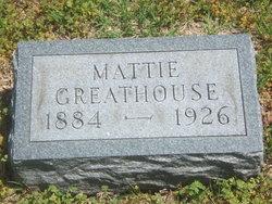 Mattie Greathouse