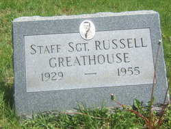 Sgt Russell Greathouse
