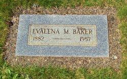 Evalena Matilda <I>Binder</I> Baker