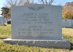 Joseph G O'Hara