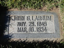 John George Labrum