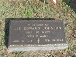 Lee Edward Johnson