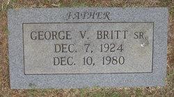 George Voss Britt, Sr