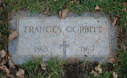 Frances E <I>Schlink</I> Corbitt