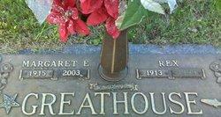 Margaret E. <I>Sprague</I> Greathouse