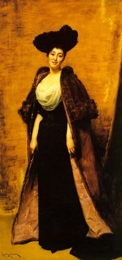 Margaret <I>McEwan</I> Greville
