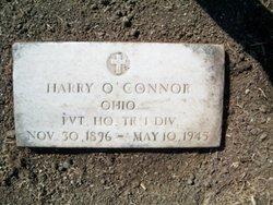 "Pvt Harry ""Nick Carter"" <I>Harrison</I> O'Connor"