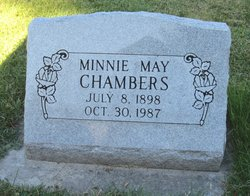 Minnie May Chambers