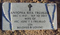 Antonia Rita <I>Rodriguez</I> Trujillo