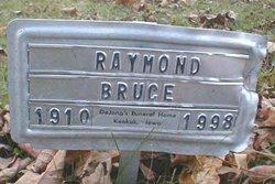 Raymond Bruce