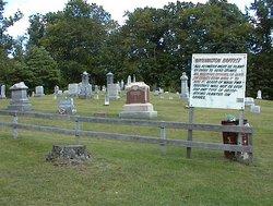 Washington Township Baptist Cemetery