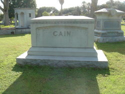 Ollie Mae <I>Wicker</I> Cain