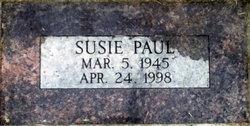 Susie Paul