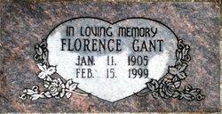 Florence Gant