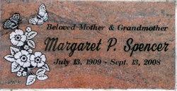 Margaret Pauline <I>Morrow</I> Spencer