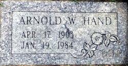 Arnold W Hand