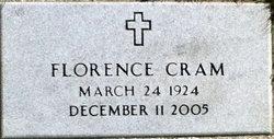 Florence <I>Klaudt</I> Cram