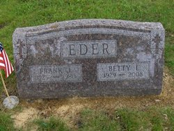 Betty L. <I>Stratton</I> Eder