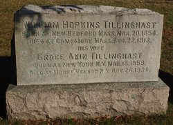 Grace <I>Akin</I> Tillinghast