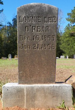 Lonnie Lee O'Rear